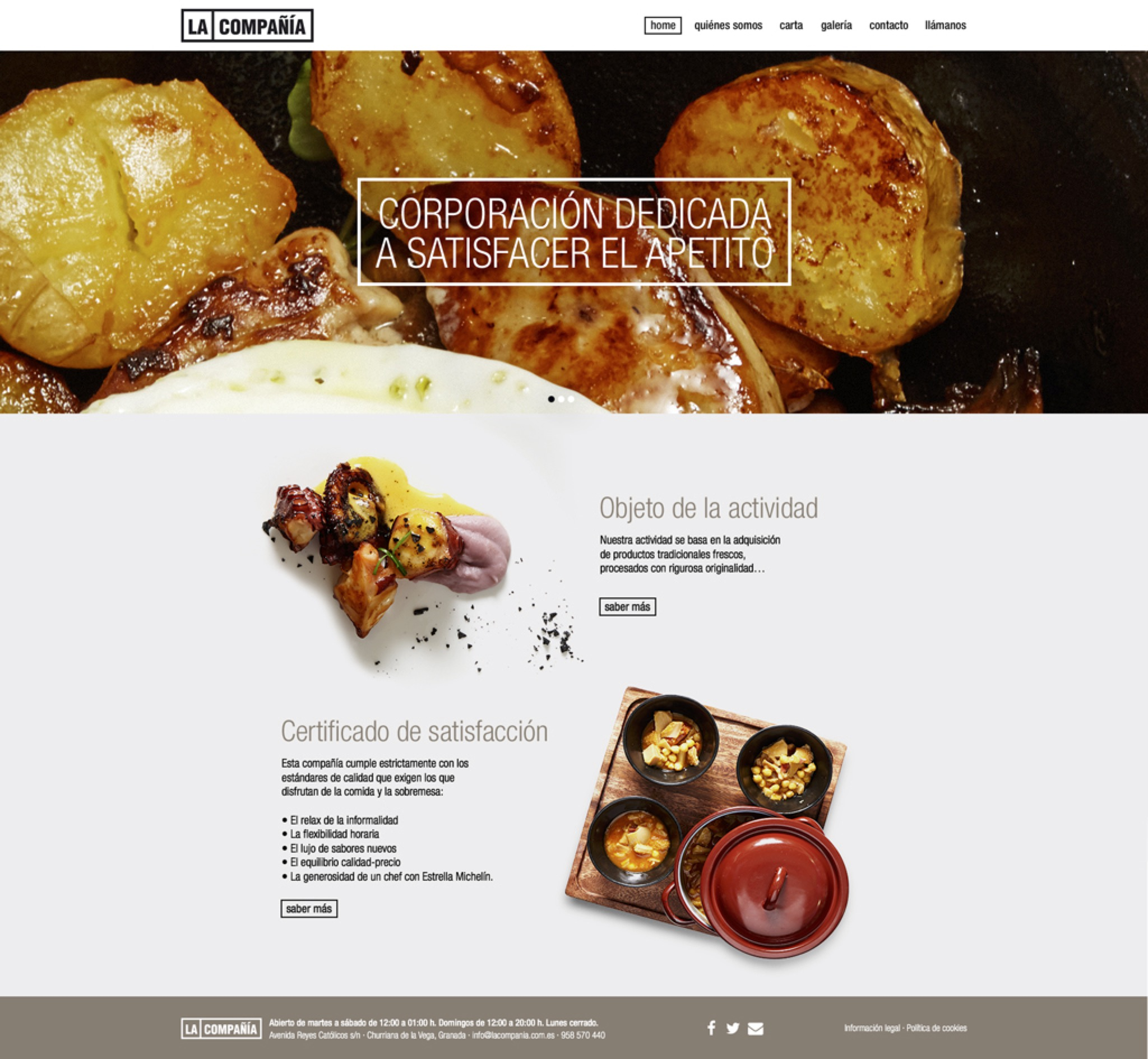 LC restyling web